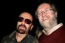 Dave Stewart (of the Eurythmics) and David Bray