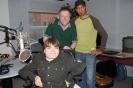Justin Hines, Justin Abedin & David Bray