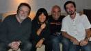 David, Buffy Ste. Marie, Chris & Jim Birkett
