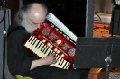 Garth Hudson on accordion